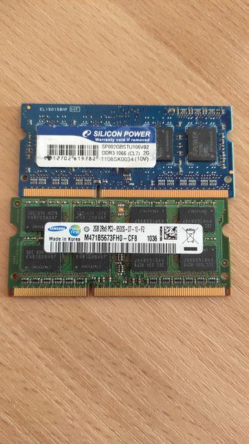 Продам ОЗУ DDR3 2 gb до ноутбука, 10шт