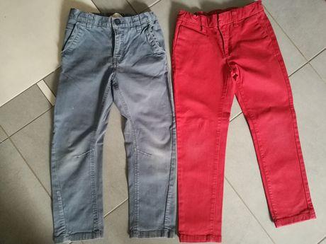 Dwie pary spodni, r.110