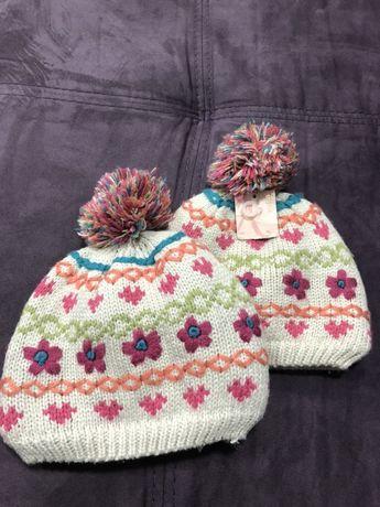 Шапка шапочка на девочку accessorize h&m zara