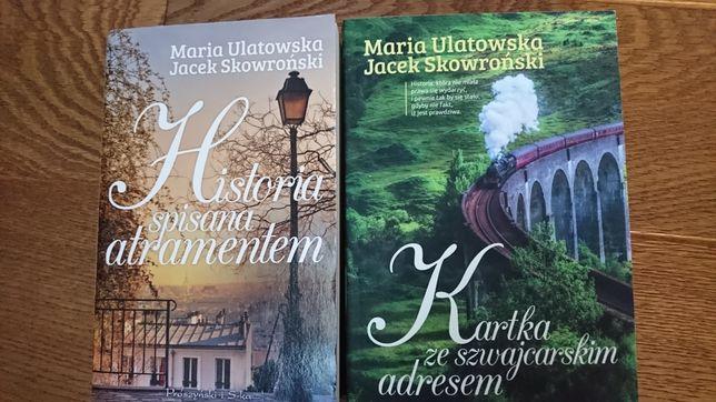 Maria Ulatowska książki