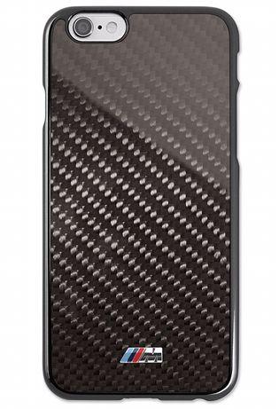 !!!АКЦИЯ!!! BMW Чехол БМВ М-пакет оригинал карбоновый  для айфон 6с