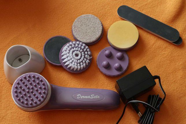 Escova de limpeza/massagem-Dermaseta