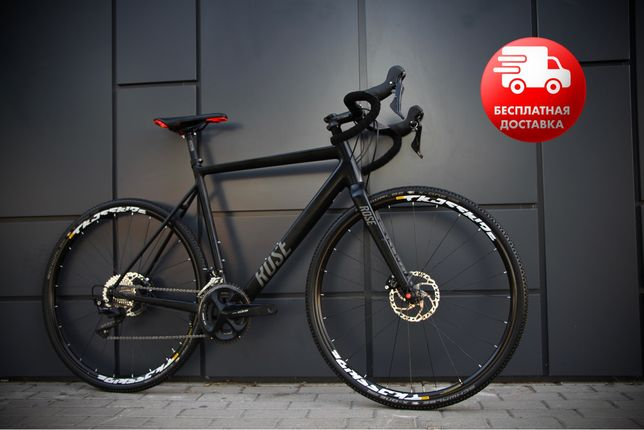 Гравийный велосипед Rose Pro Cross gravel cube trek scott cannondale