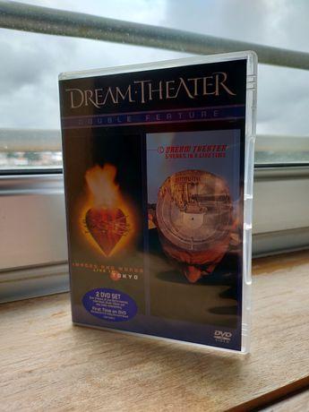 DVD Duplo Dream Theater