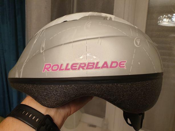 Kask rolki, deska, rower Rollerblade 52-56 cm