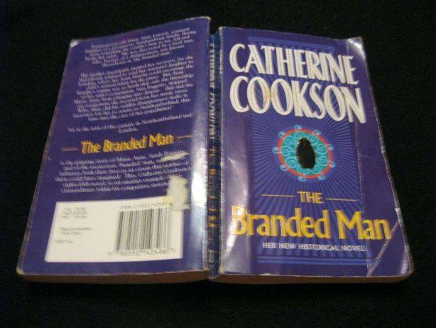 книга на английском языке THE BRANDED MAN catherine cookson роман