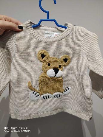 Sweterek Zara piękny
