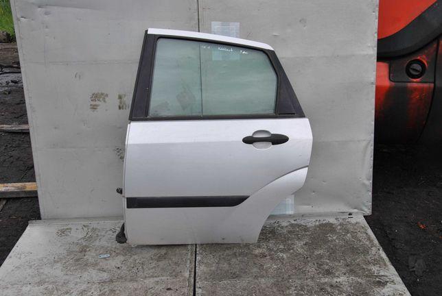 Drzwi lewy tył Ford Focus MK1 hb