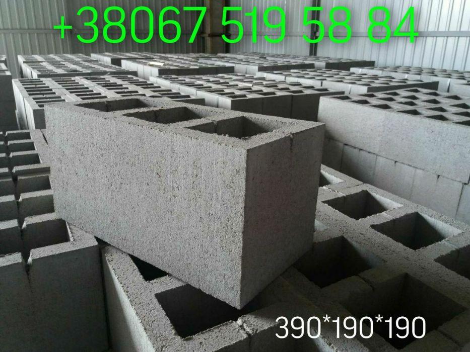 Блок стеновой Одесса - изображение 1