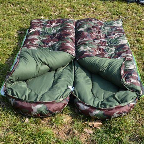 Спальный мешок с капюшоном одеяло до -30 код 527
