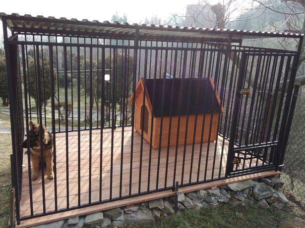 Kojec dla psa 3x2 m Kojce dla psów