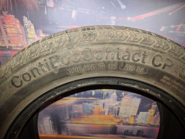 Continental EcoContact CP 195/55R15