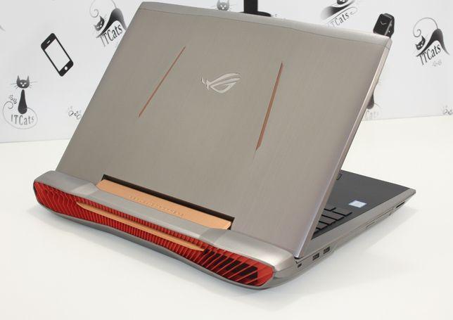 Топовый игровой ASUS ROG G752V - i7 6700HQ, NVIDIA GTX 980M, 16Gb DDR4