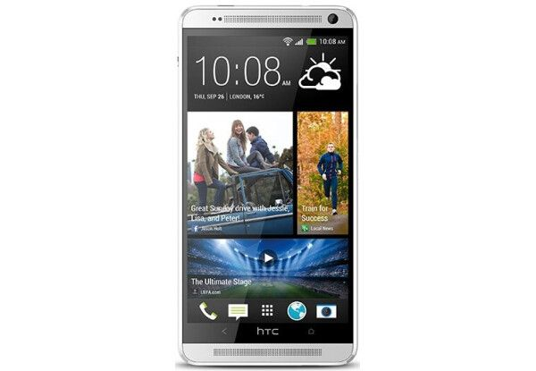 БЕЗ ПРЕДОПЛАТЫ HTC One Max Dual SIM silver Новые Гарантия Дропшиппинг