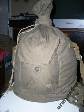 Хозяйственный вещевой мешок новый,армейский