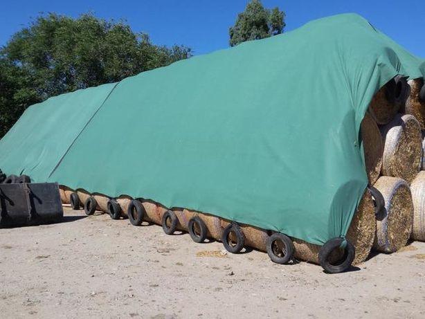 Fliz do słomy, siana płachta włóknina Agrowłóknina 140g/m2® Niemiecki