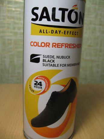 Краска для обновления цвета кожи SALTON.