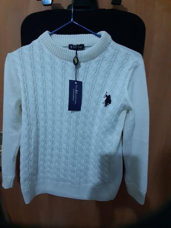 Детский свитер Polo