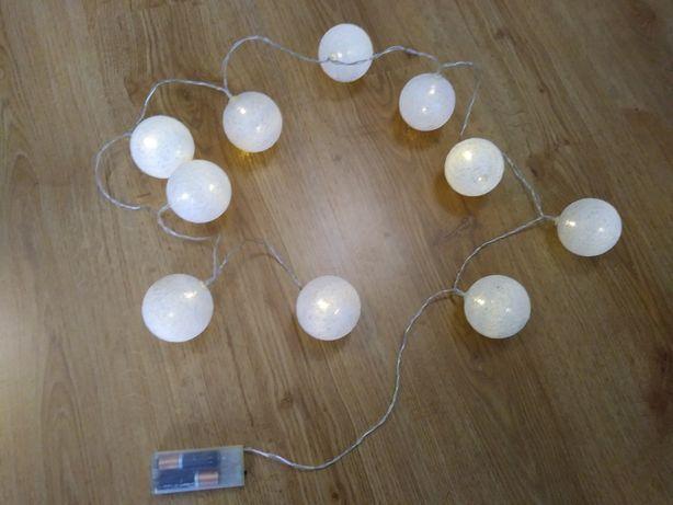 Światełka 2 rodzaje
