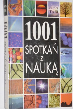 1001 spotkań z nauką 3 ilustrowane książki