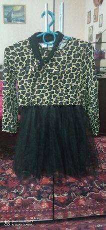 Шикарное модное платье
