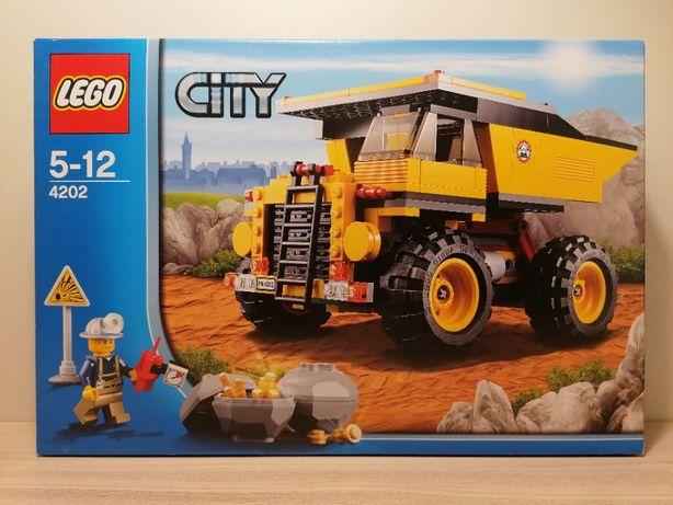 LEGO 4202 City - Ciężarówka Górnicza