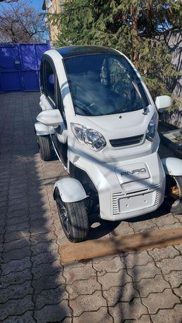 Электроскутер автомобиль на литии