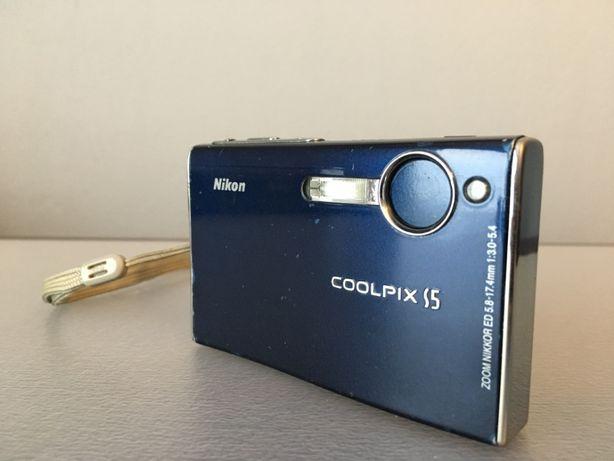 Nikon COOLPIX S5- kompaktowy aparat fotograficzny