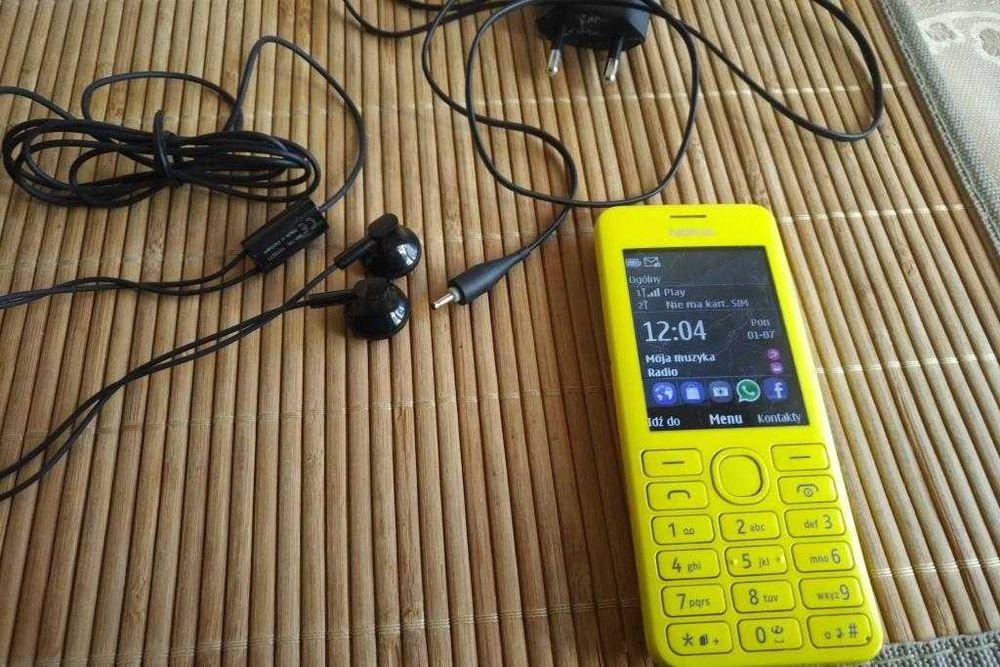 Telefon Nokia 206 dual sim Skierniewice - image 1