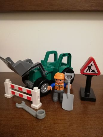 Lego Duplo koparka
