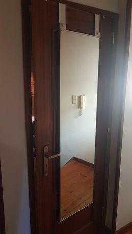 Espelho IKEA Garnes para pendurar na porta (como novo)