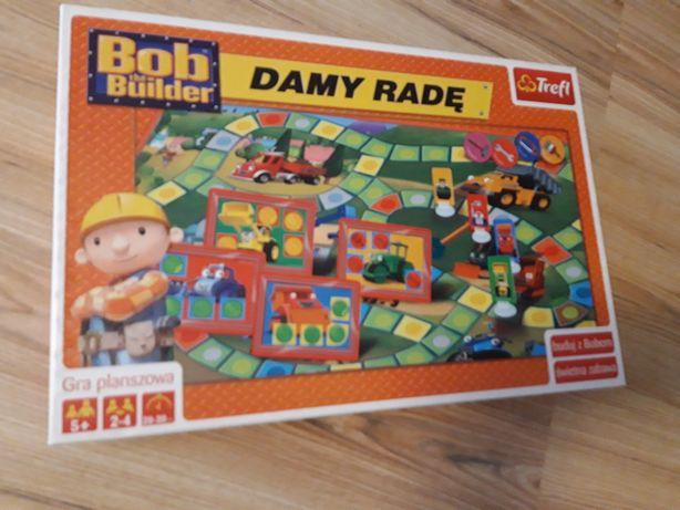 Gra Bob budowniczy Trefl