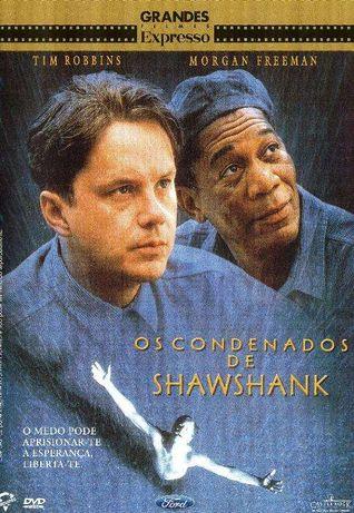 OS CONDENADOS DE SHAWSHANK (Porte de envio incluídos)