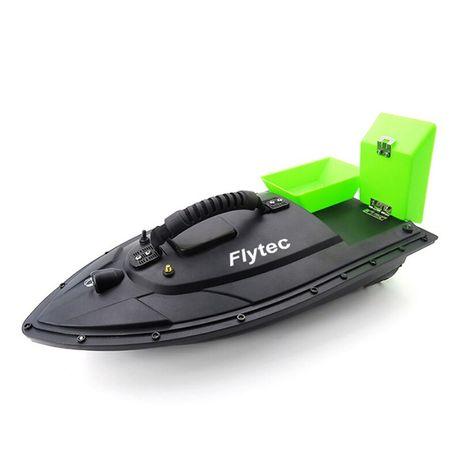 Łódka do wywozu zanęty Flytec , łódka zanętowa