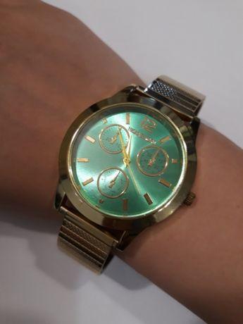 Zegarek złoty MK Michael Kors damski bransoleta