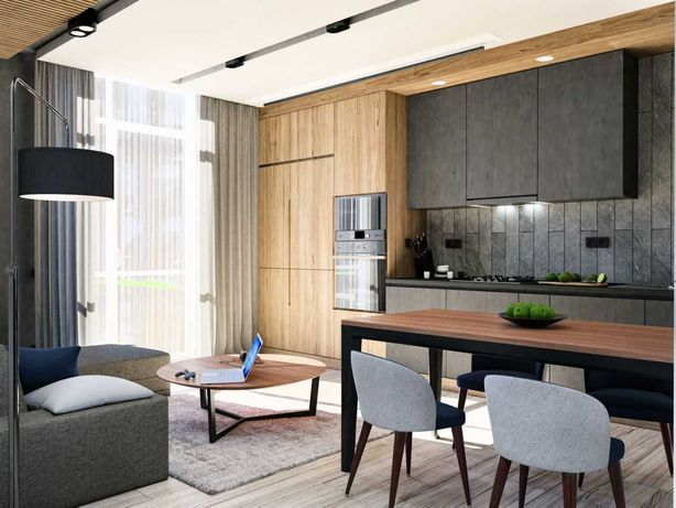 Стильна, сучасна, комфортна квартира в комплексі ЖК Avalon (Чорновола)