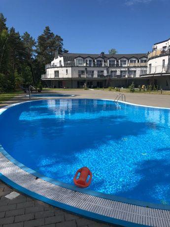 NAD MORZEM/ Pobierowo Apartament nr 5 /tenis/basen/BON TURYSTYCZNY!