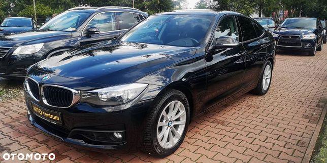 BMW 3GT 2.0 diesel, nawigacja, bardzo zadbana.