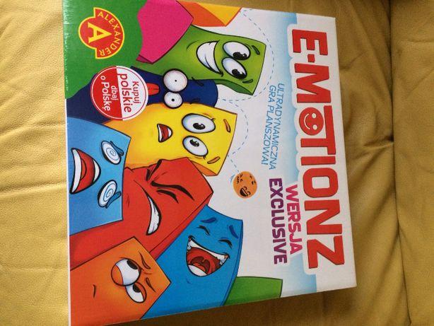 Gra rodzinna E-Motionz w. exclusive okazja