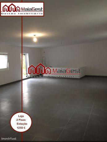 Loja   2 pisos   Estação   MaiaGest