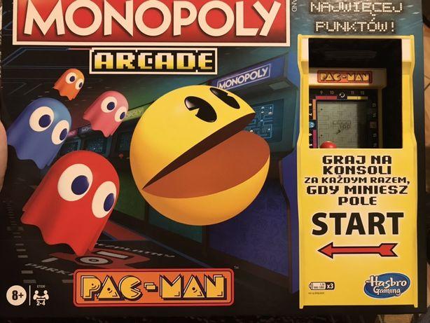 Monopoly Arcade Pac-Man Gra