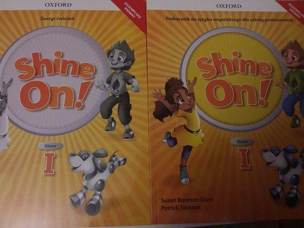 Shine On! Klasa I podręcznik do angielskiego + zeszyt ćwiczeń