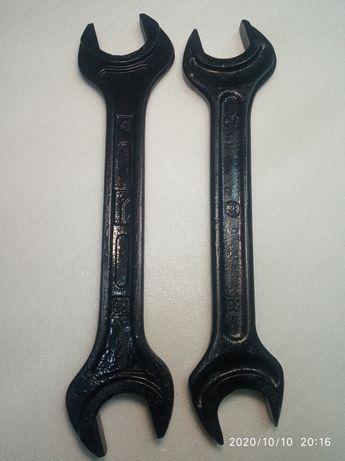 Ключ рожковый (гаечный) 36-41