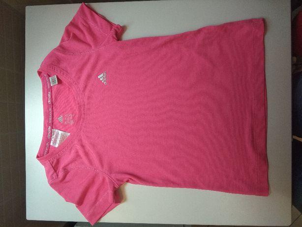 koszulka Adidas dla dziewczynki (7-8 lat)