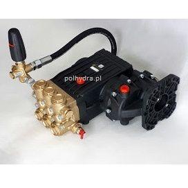 pompa ip 160bar, 25l/min na silnik spalinowy 9,52 KM wałek 25,4 myjka
