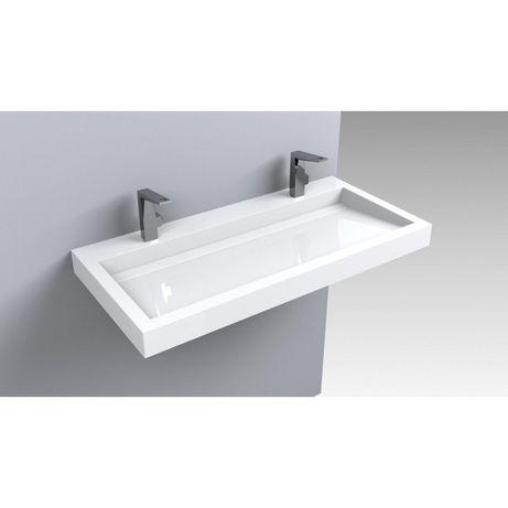 Раковина для ванной подвесная Miraggio Agness 1000 (глянец/ 995*479*14
