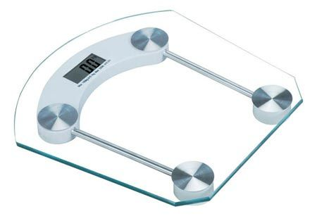 Весы стеклянные Прозрачные напольные весы, Весы для взвешивания,