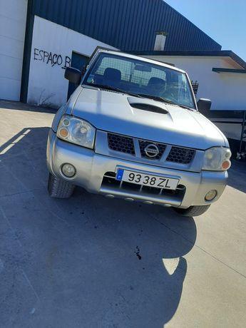 Nissan navara king cab d22 2005