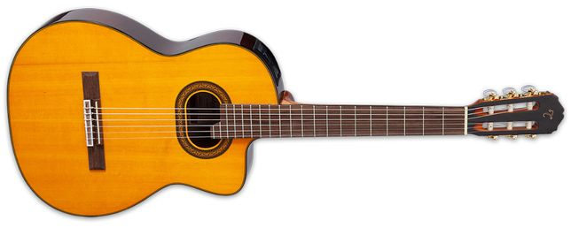 Takamine GC6CE NAT - gitara elektro-klasyczna