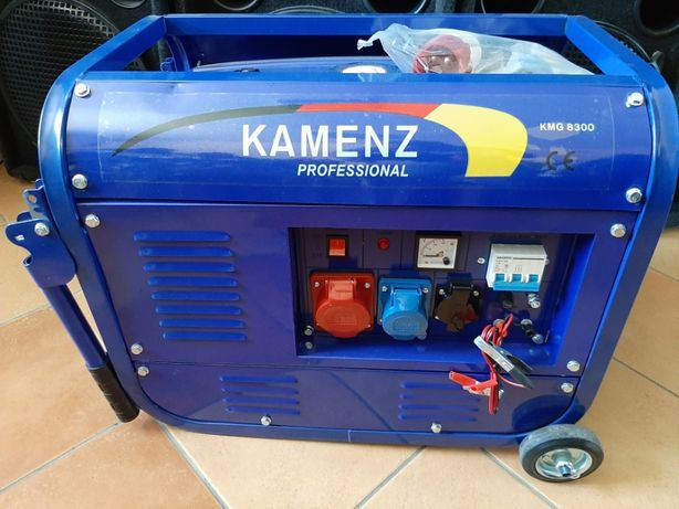 Agregat prądotwórczy Kamenz Professional KMG 830